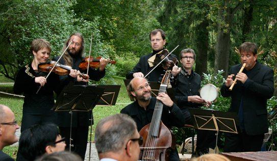 Baroque ensemble Armonico Tributo