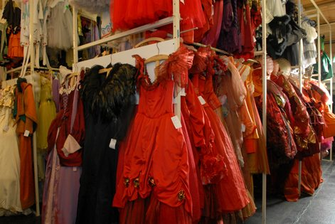 Evening Dresses at Art for Art, Vienna