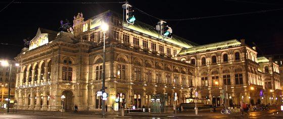 Famous opera singers: Vienna State Opera