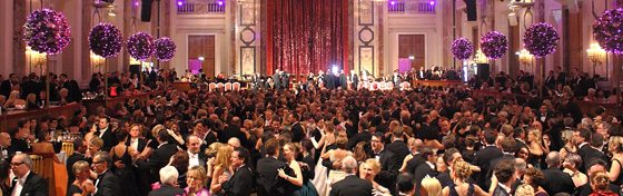 Vienna Ball of the Coffeehouse Owners