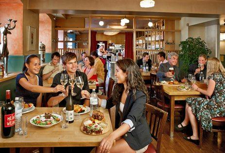 restaurant Silberwirt in Vien