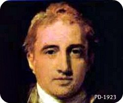 British statesman Lord Castlereagh