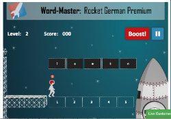 Learn German Software: Rocket German Game